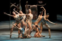 Metamorphosis Titian 2012 Royal Ballet dancers